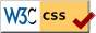 CSS validated